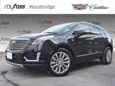 Pre-Owned 2017 Cadillac XT5 Platinum AWD AWD Sport Utility