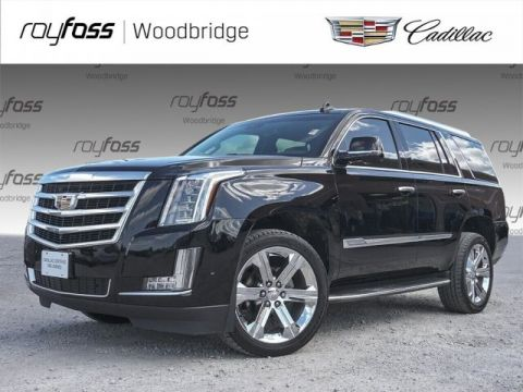 Pre-Owned 2017 Cadillac Escalade Luxury 4WD Sport Utility